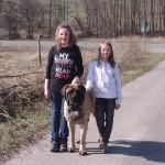 15- Buddy mit Zwillingen Laura und Darlyn